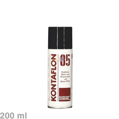 Klick zeigt Details von Spray Gleitmittel Kontakt-Chemie Kontaflon85 200ml