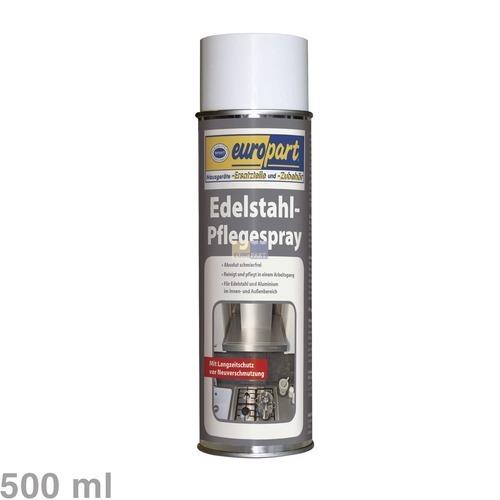 Klick zeigt Details von Edelstahlpflege Spray Europart 500ml