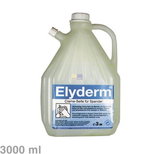 Klick zeigt Details von Cremeseife Elyderm 3 l,