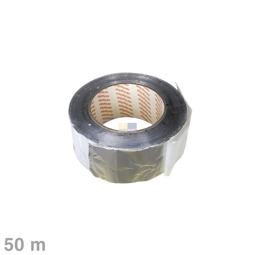 Klick zeigt Details von Klebeband für Abluftschl Silber