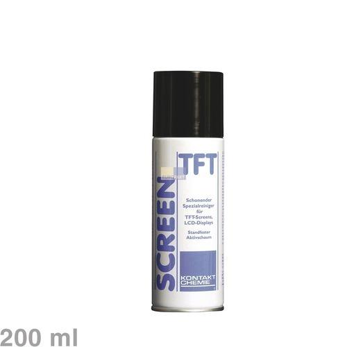 Klick zeigt Details von Spray Kontakt-Chemie 80715 ScreenTFT 200ml
