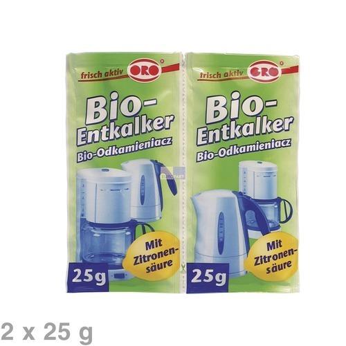 Klick zeigt Details von Bio-Entkalker-Pulver, 2 x 25g