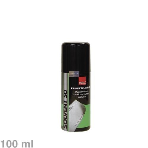 Klick zeigt Details von Etikettenlöser Solvent50 100ml