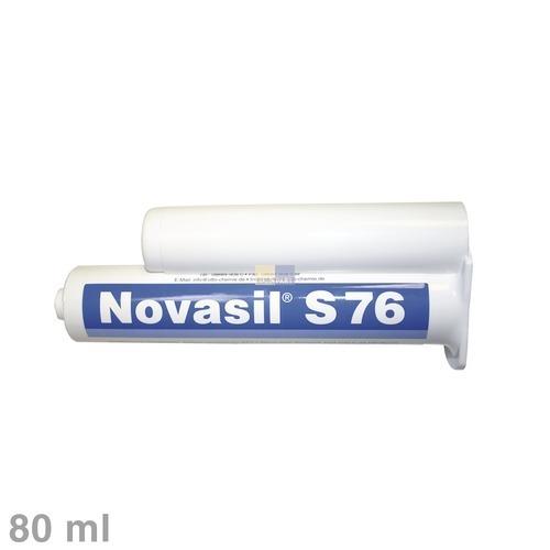 Klick zeigt Details von Klebstoff Novasil S76, 80ml