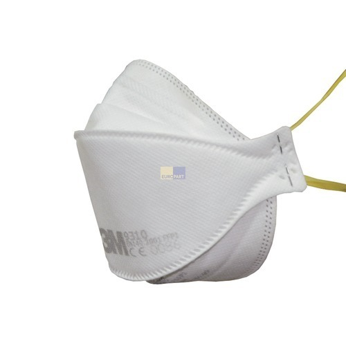 Klick zeigt Details von Feinstaub-Atemschutzmaske 3M