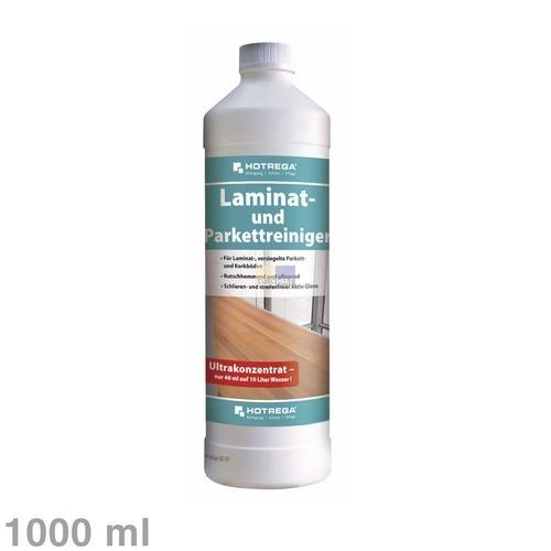 Klick zeigt Details von Laminat-/Parkettreiniger 1000ml