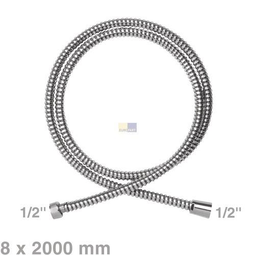 Klick zeigt Details von Brauseschlauch 8x2000 für Dusche