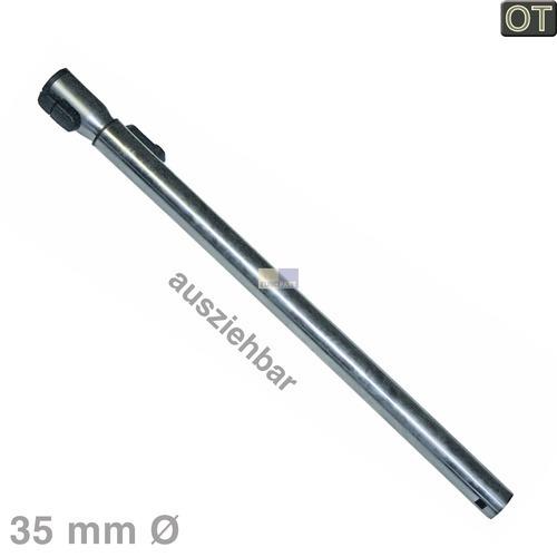 Klick zeigt Details von Verlängerungsrohr (ST) 35 mm Ø OT