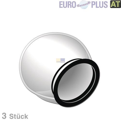 Klick zeigt Details von Filterbeutel Europlus A1022 wie AEG Gr. 19, PA22 3 Stk