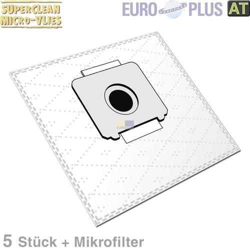 Klick zeigt Details von Filterbeutel A1017mV