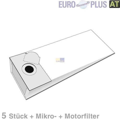 Filterbeutel Europlus F709 für Fakir, Alto 5 Stk