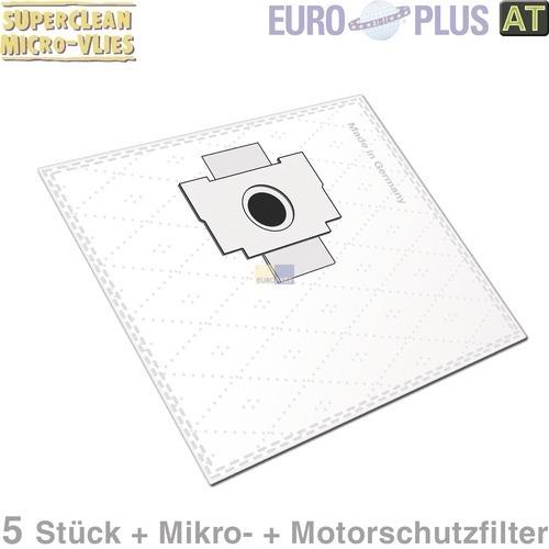 Klick zeigt Details von Filterbeutel Europlus OM1581 Vlies u.a. für Lloyds 5 Stk