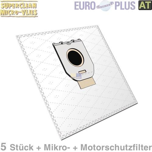Klick zeigt Details von Filterbeutel Europlus PH1204 Vlies u.a. für Philips 5 Stk