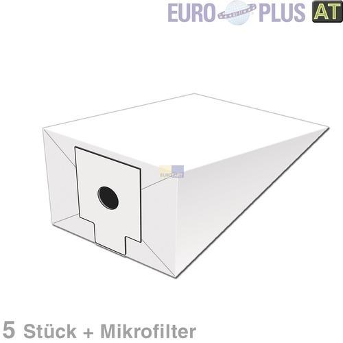 Klick zeigt Details von Filterbeutel Europlus P2021 Progress P21 Alternative 5Stück