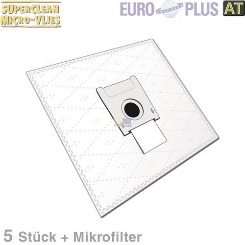 Klick zeigt Details von Filterbeutel Europlus S4015 BOSCH 17000940 Alternative  5Stk
