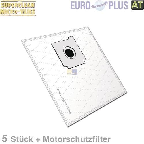 Klick zeigt Details von Filterbeutel Europlus Z7009 Vlies u.a. für Hanseatic 5 Stk