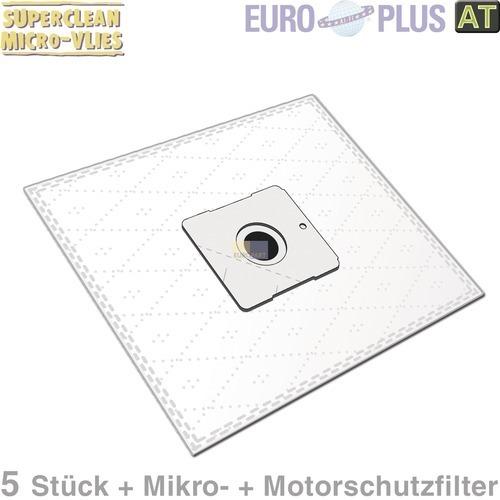 Klick zeigt Details von Filterbeutel Europlus X93 Vlies u.a. für Samsung VC Serie