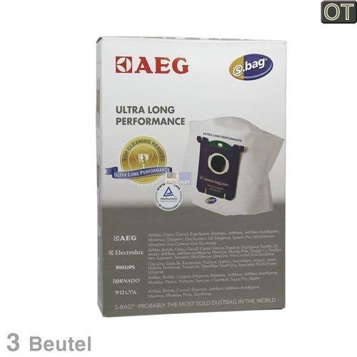 Klick zeigt Details von Filterbeutel AEG Gr.210, OT! Progress