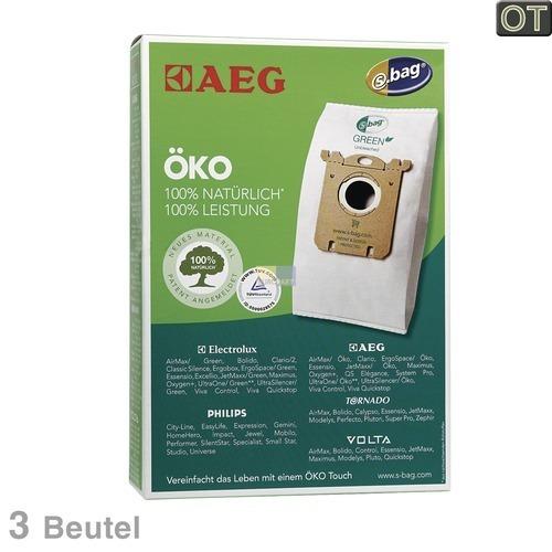 Klick zeigt Details von Filterbeutel AEG Gr.212, OT! Progress