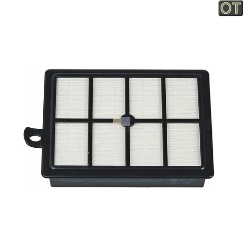 Klick zeigt Details von Filter Abluftfilter Kassette AEFG12W E12