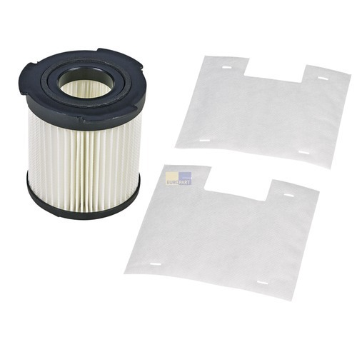 Klick zeigt Details von Abluftfilter-Zylinder F100  AEG 900196614 Original
