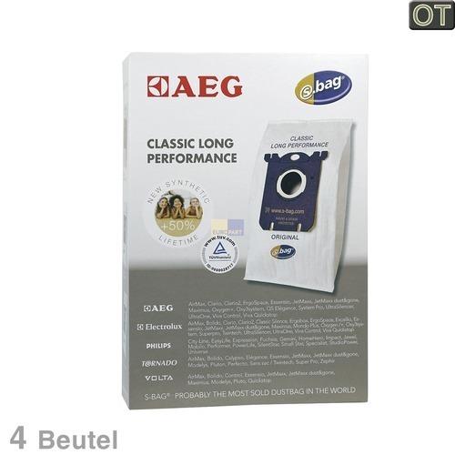 Klick zeigt Details von Filterbeutel AEG Gr.201, OT! Electrolux