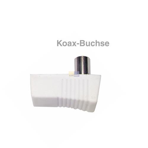 Klick zeigt Details von Koaxbuchse 75 Ohm,
