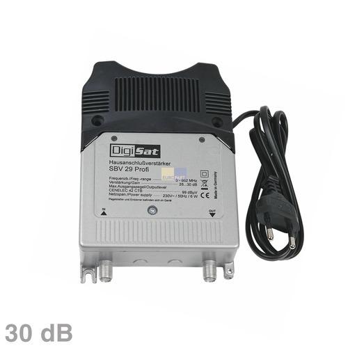 Klick zeigt Details von Hausanschlussverstärker Breitbandverstärker 30dB