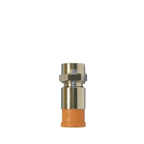 Klick zeigt Details von F-Stecker für Koaxkabel 5mmØ