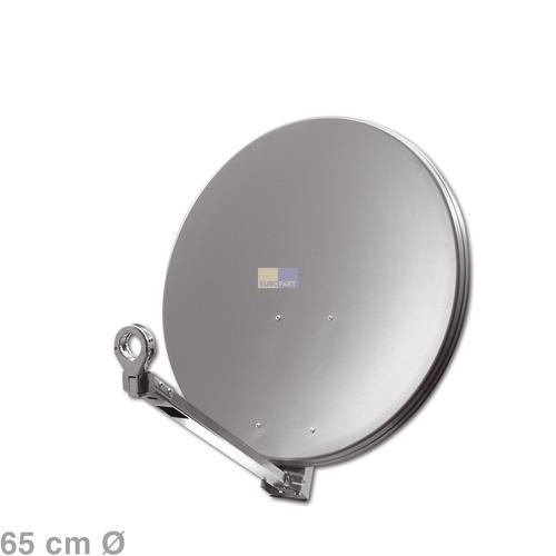 Klick zeigt Details von SAT-Antenne 65cm anthrazit,