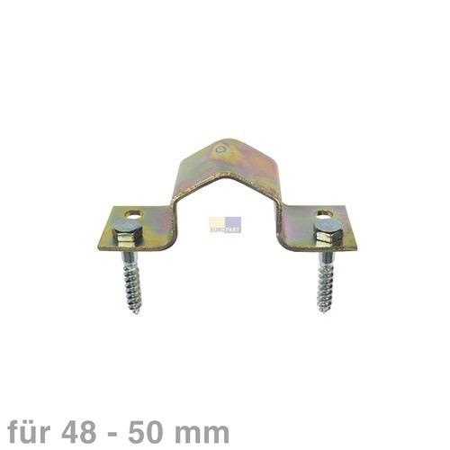 Klick zeigt Details von Mastbefestigung für 48/50erØ,