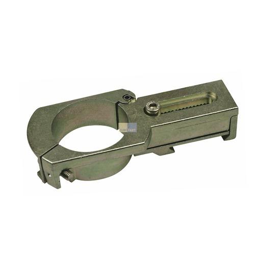 Klick zeigt Details von LNC-Halter für 40mm Feedhorn,