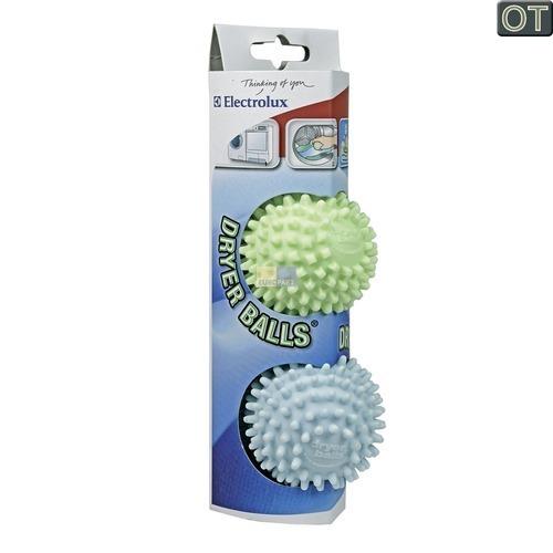 Klick zeigt Details von Trockner-Wäscheball, Electrolux, 2 Stück