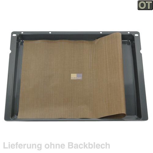 Klick zeigt Details von Backfolie 330x440mm Electrolux, 2 Stück