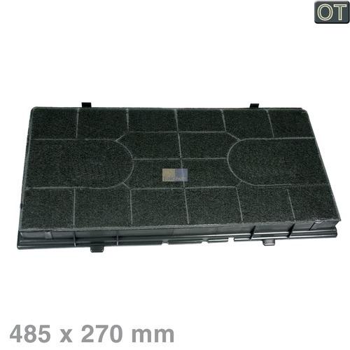 kohlefilter 485x257mm aeg electrolux juno 902979364. Black Bedroom Furniture Sets. Home Design Ideas