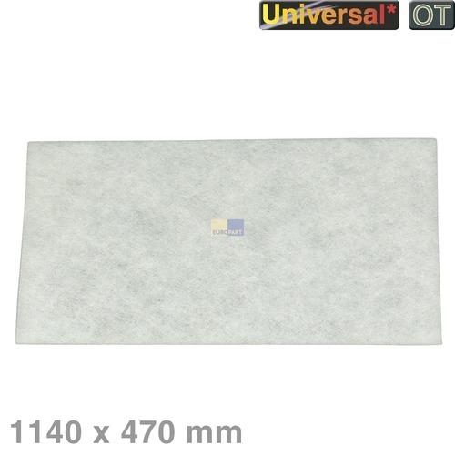 Klick zeigt Details von Fettfiltermatte 1140x470mm 100g/m², Universal! Electrolux  E3CGA102