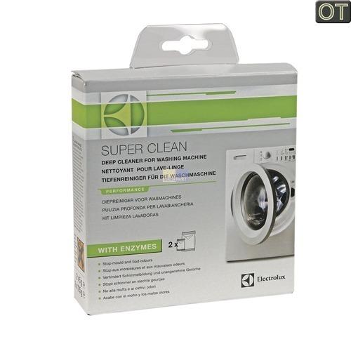 Klick zeigt Details von Waschmaschinen-Reiniger Electrolux SuperClean E6WMI1021