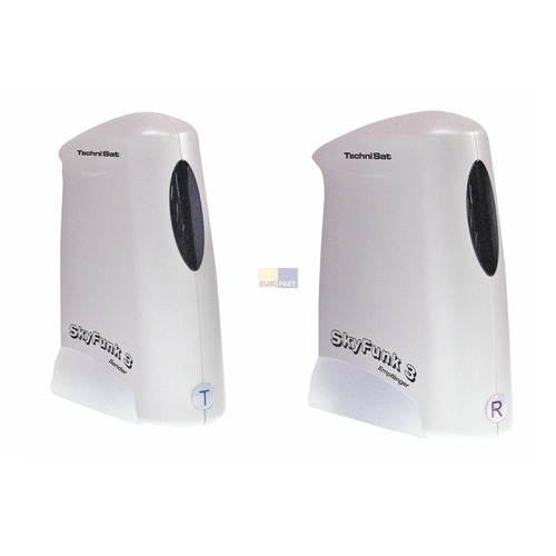 Klick zeigt Details von Funksystem AV-Sende-/Empfangssystem drahtlose Übertragung von Bild Stereo-Ton