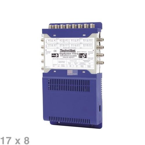 Klick zeigt Details von Multischalter 8-fach Gigasystem17/8G