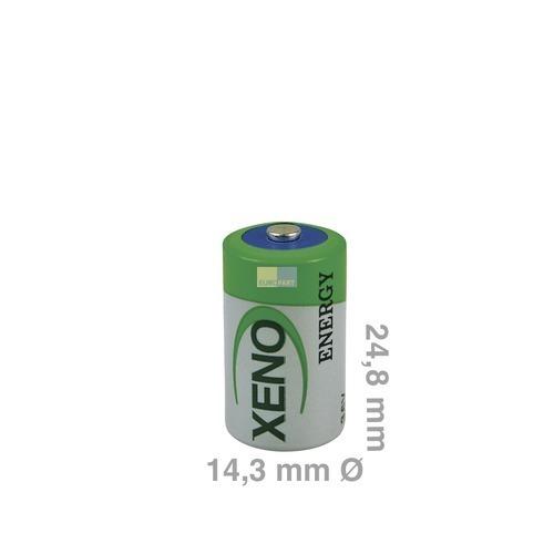 Klick zeigt Details von Batterie ER3 3,6V