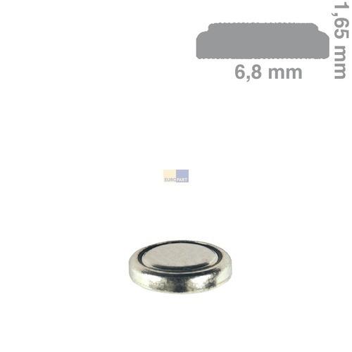 Klick zeigt Details von Knopfzelle SR616EL Panasonic