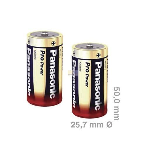 Klick zeigt Details von Batterie Baby/C/LR14X