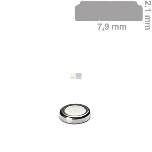 Klick zeigt Details von Knopfzelle SR721EL Panasonic