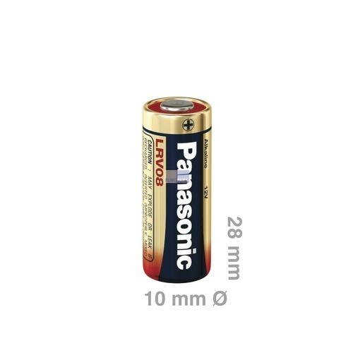 Klick zeigt Details von Batterie/Knopfzelle LRV08 Panasonic 12V