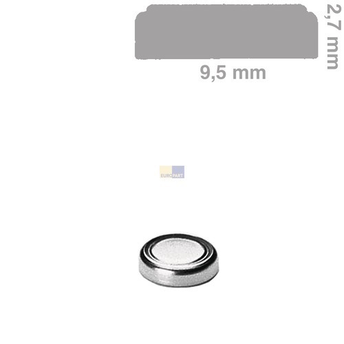 Klick zeigt Details von Knopfzelle SR927EL Panasonic