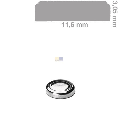 Klick zeigt Details von Knopfzelle SR1130EL Panasonic