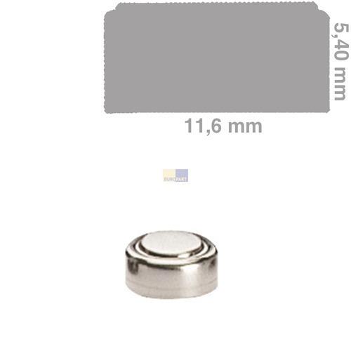Klick zeigt Details von Knopfzelle LR44 Panasonic