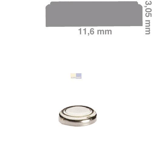 Klick zeigt Details von Knopfzelle LR1130 Panasonic