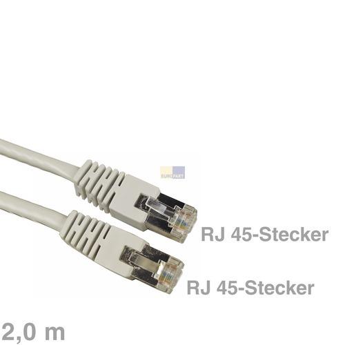 Klick zeigt Details von Kabel Patchkabel CAT6/7 2m
