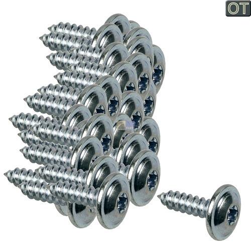 Klick zeigt Details von Schraube Torx T15, 16mm lang, 30 Stück